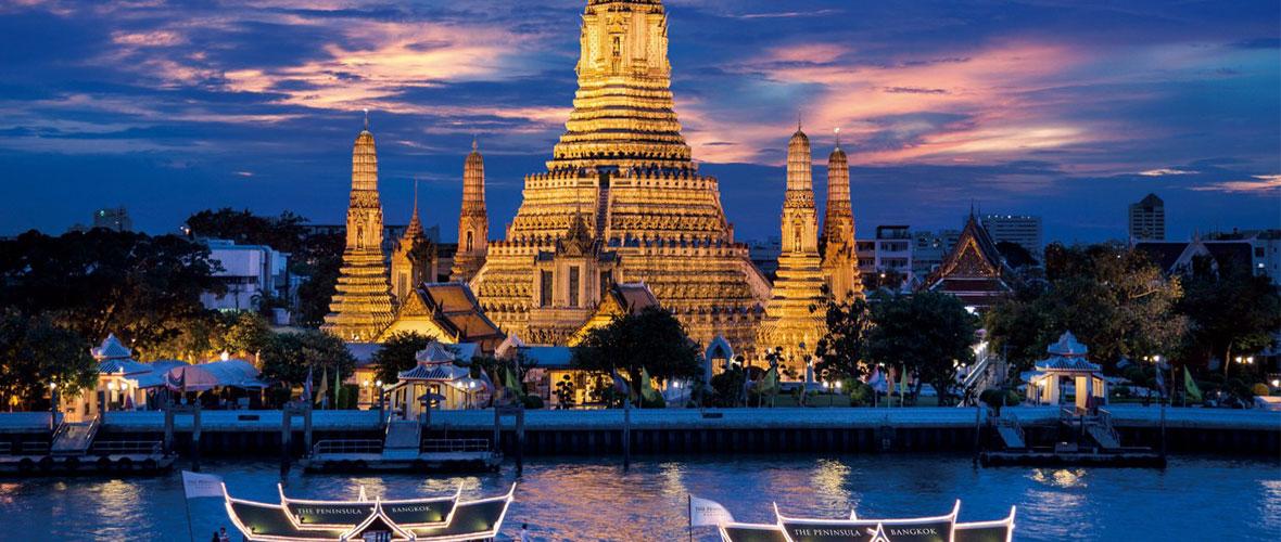 Bangkok Koh Samui 9 Tayland & Vietnam & Kamboçya Turu