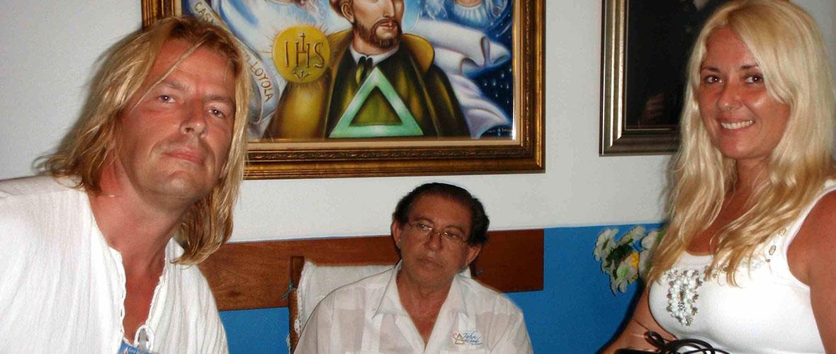 JOG 4 John of God Turu Brezilya (1 Hafta ve 2 Haftalık)
