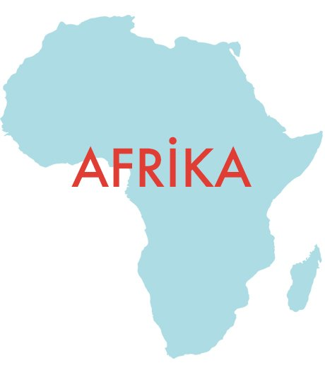 afrika KITALARARASI YOLCULUK