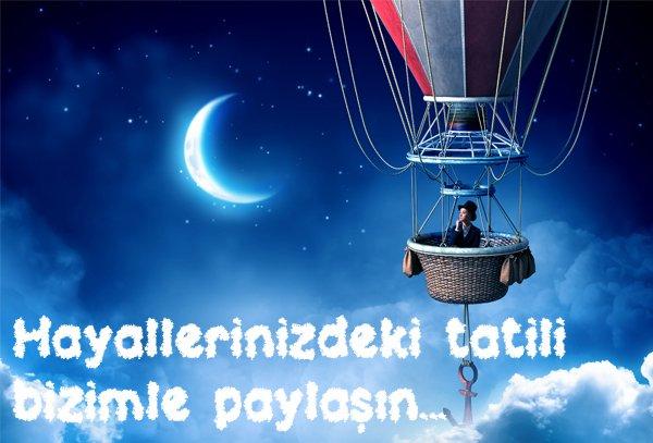 hayal tatil HOME 1
