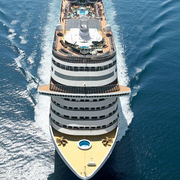 MSC0910132 Ship MSC Fantasia GEMİ TURLARI