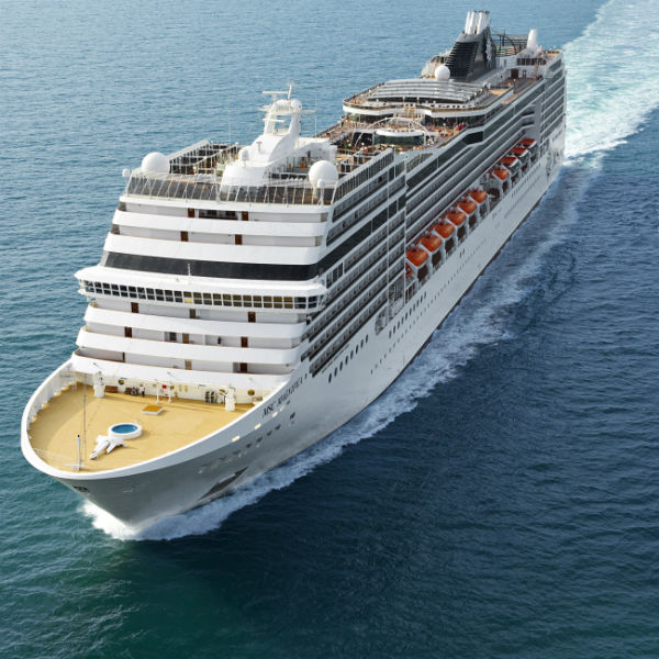 MSC1013627 Ship MSC Magnifica TRAVEL DREAMS TURLARI