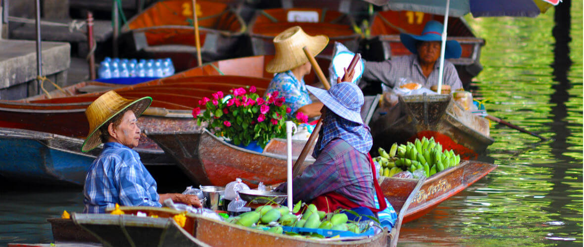bangkok TURU Tayland & Vietnam & Kamboçya Turu