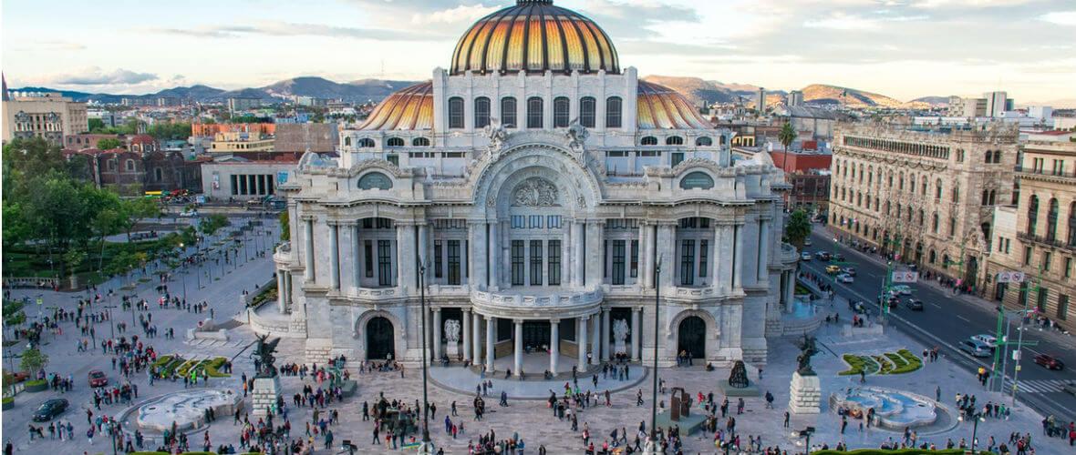 93931301 Meksika & Guatemala Turu Ölüler Günü Festivali