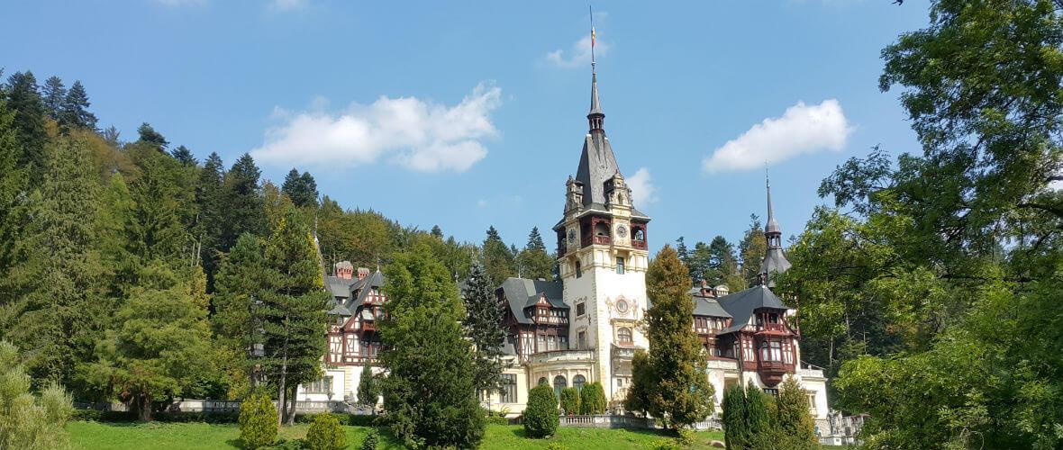romanya turu peleş sarayı Romanya Transilvanya ve Bükreş Turu