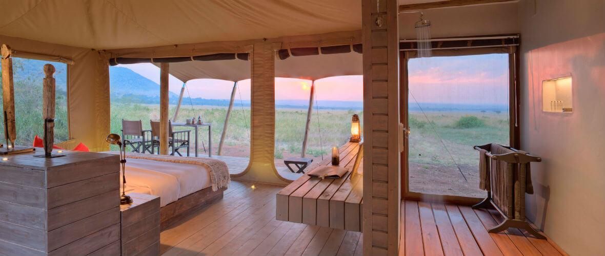 lüks safari turları Kenya & Tanzanya Safari Turu  Conde Nast Traveler