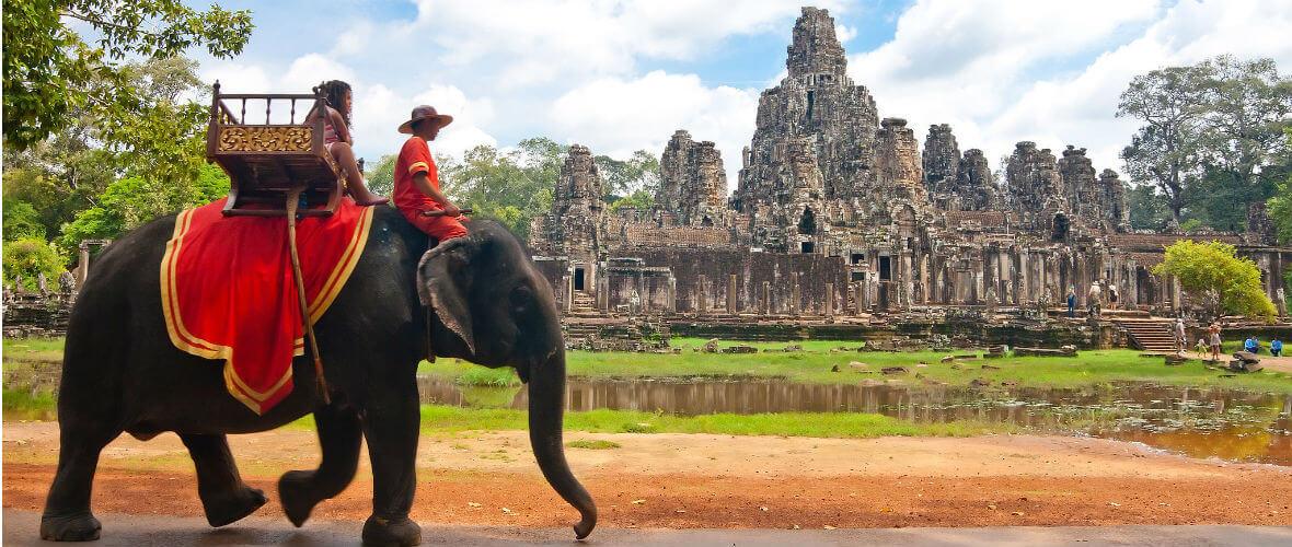 kamboçya turu Tayland & Vietnam & Kamboçya Turu
