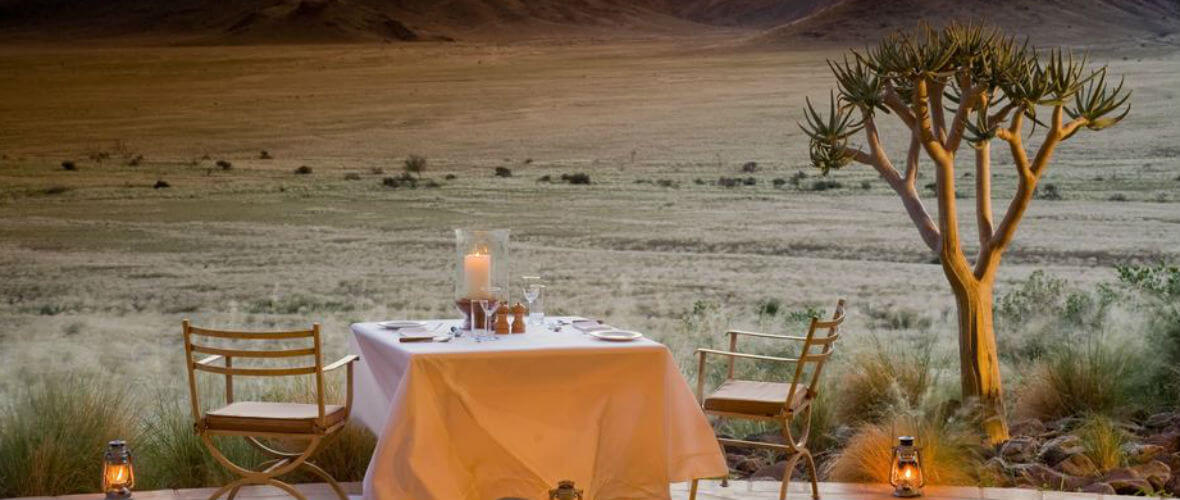 namibya turu sossusvlei desert lodge Büyüleyici ve Lüks Namibya  Turu