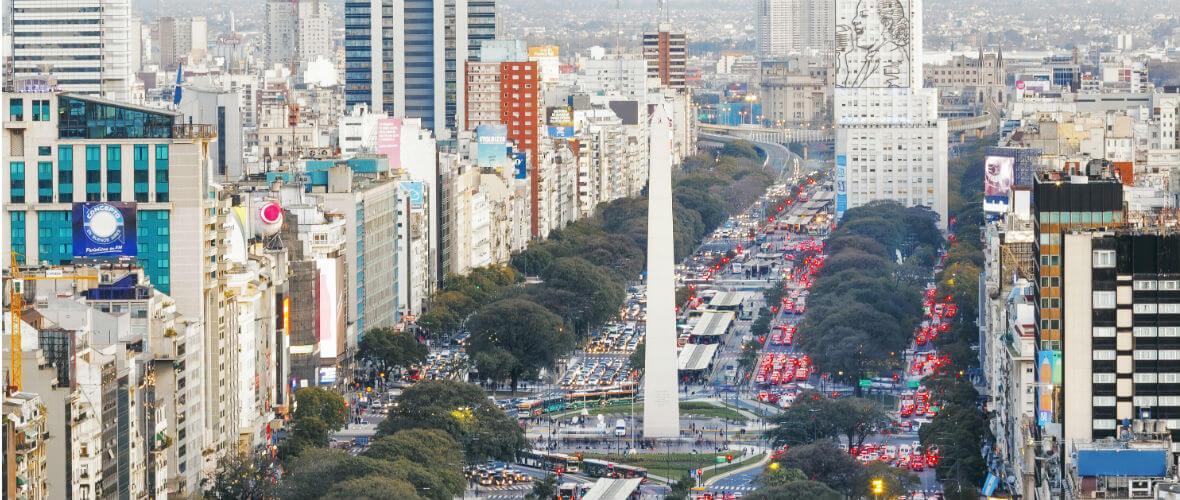 BUENOS AİRES Brezilya & Arjantin & Şili Turu