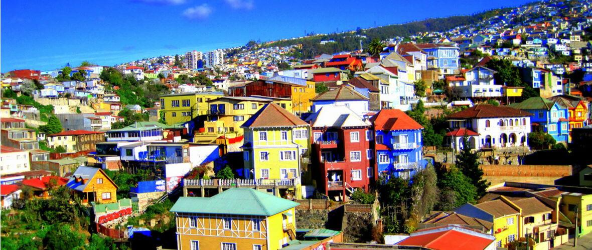 santiago Brezilya & Arjantin & Şili Turu