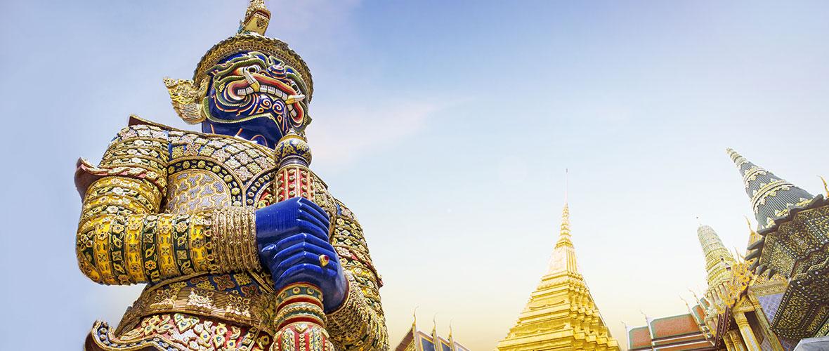 Bangkok Phuket Singapur 9 Tayland & Vietnam & Kamboçya Turu