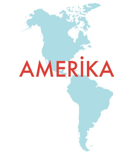 amerika KITALARARASI YOLCULUK