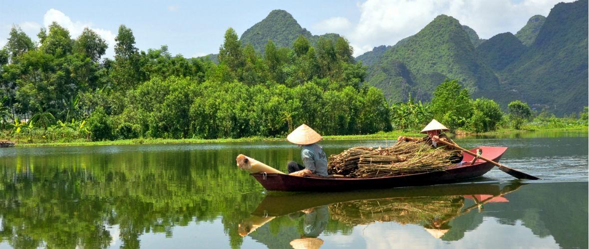 mekong Tayland & Vietnam & Kamboçya Turu