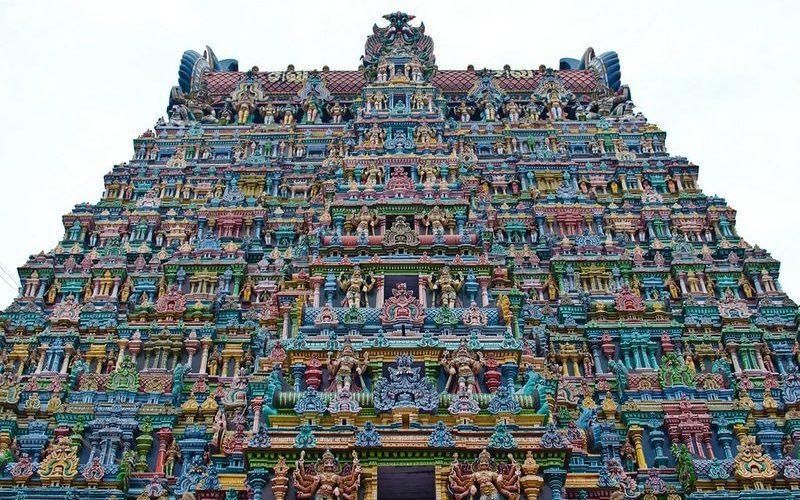 ndia 800x500 Güney Hindistan Turu Özel Program