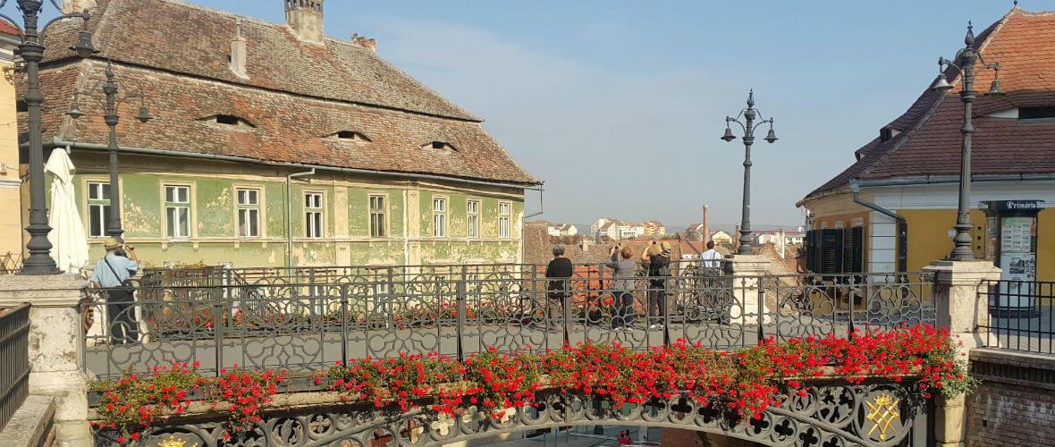 sibiu Romanya Transilvanya ve Bükreş Turu